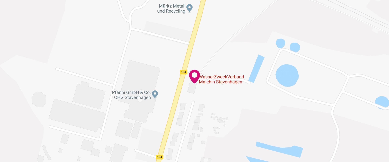 Bereitschaftsdienst » WasserZweckVerband MalchinStavenhagen
